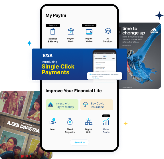 Advertise with Paytm